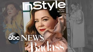 Why Melissa McCarthy stopped listening to all the haters