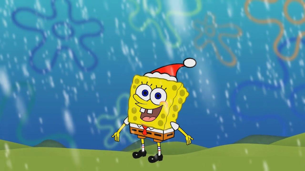 Especial De Natal Bob Esponja Canta Jingle Bell Youtube