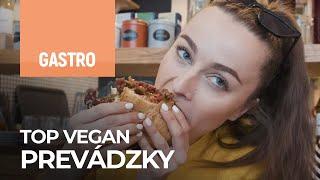 TOP 5 vegánskych prevádzok v Bratislave