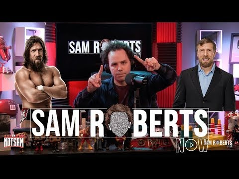 Daniel Bryan CLEARED by WWE for In Ring Return!! - Sam Roberts Now; March 20, 2018