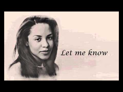 Aaliyah  At Your Best You Are Love Lyrics HD