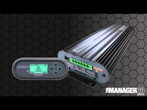 The New Manager30 with Lithium Profile
