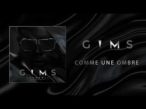 Youtube: GIMS – Comme une ombre (Audio Officiel) 🕶