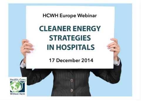 Cleaner Energy Strategies in Hospitals