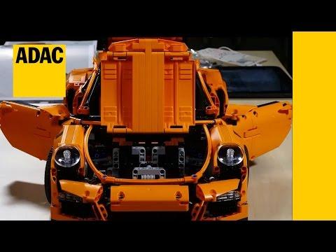 LEGO Technic Porsche 911 GT3 RS - 42056 129.99 @ Argos ...