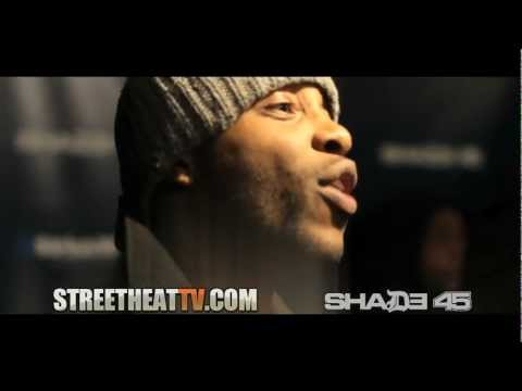 """Jon Connor """"Fuck*n Problems"""" Freestyle Performed at Shade45 with DJKaySlay"""