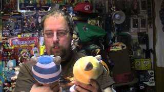 Super Mario Bros. U Flying Squirrel Plush Reveal And Review
