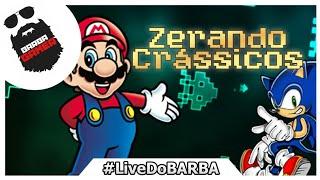Live!! Clássica Donkey Kong parte final#vemcomoBarba