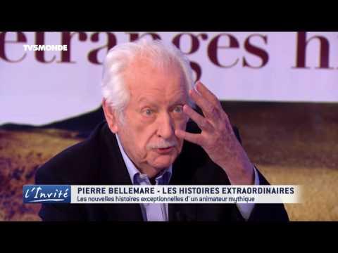 """Pierre BELLEMARE : """"Mes plus étranges histoires"""""""