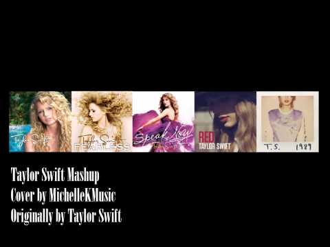 Taylor Swift Mashup - COVER