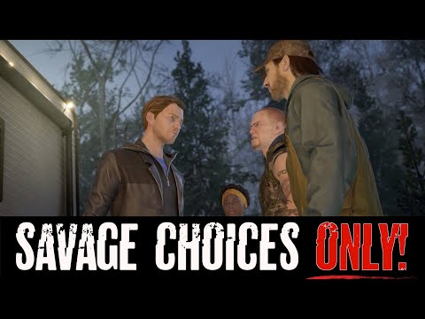 SAVAGE CHOICES ONLY! ( TWIN MIRROR) PART 7