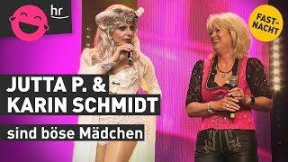 Jutta P. und Karin Schmidt mögen es lieber böse