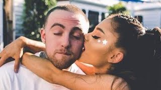 Ariana Grande BREAKS SILENCE on Mac Miller Death With Sweet Tribute