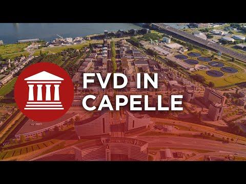 FVD in Capelle aan den IJssel! De Vrijheidskaravaan trekt door!
