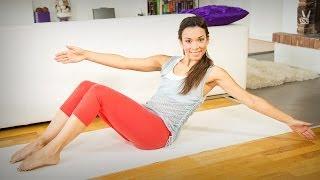 Pilates Intensive Super Abs: Das Anfänger Workout für einen straffen Bauch!