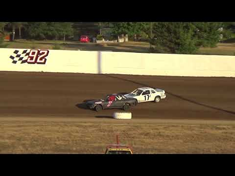 Grays Harbor Raceway, July 14, 2018, Outlaw Tuners Heat Races 1 and 2