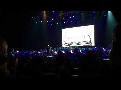 Dark Shadows Suite and Frankenweenie Suite (Danny Elfman @ Nokia Theater 10/31/2014)