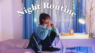 Night Routine for Freelancers Living Alone. How to spend a special evening on a tiring day.