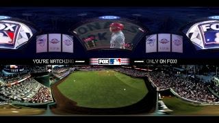 C360 Live, Fox Sports, & SkyCam @ 2018 MLB All Star Game