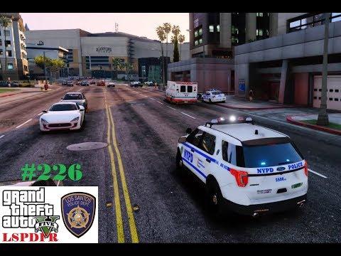 GTA 5 LSPDFR #226 | SPIKE STRIPS BACKUP (Polizei Mod) | ReinAir