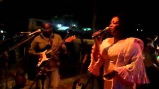 The Kilimanjaro Band Wana Njenje live in action I (Michuzi Blog)
