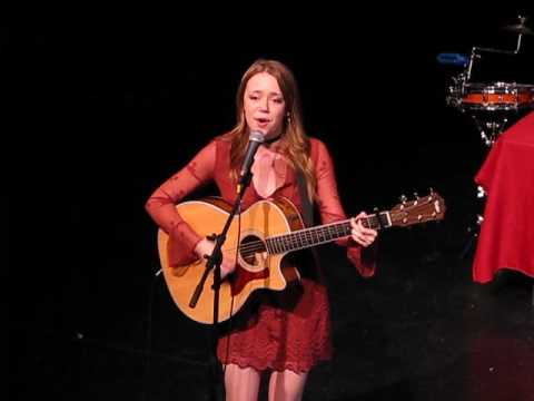 """Hayley Pritchard performing """"Ring of Fire"""""""