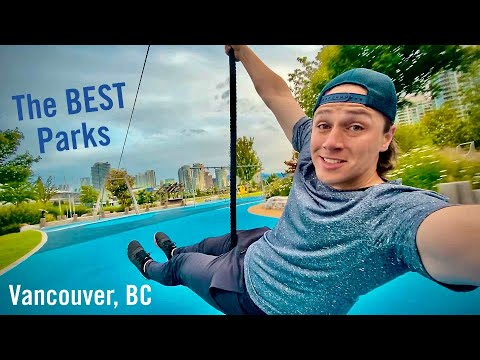 NOT YOUR AVERAGE GUIDE to Vancouver - Parks Edition