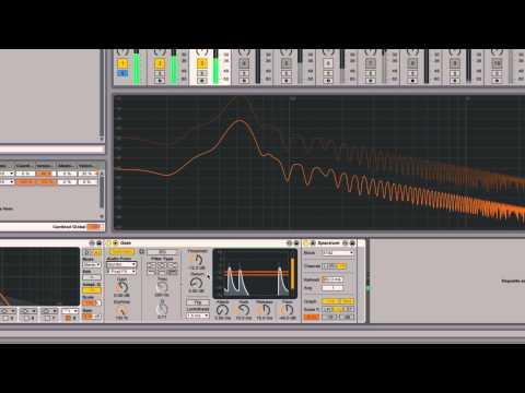 Ableton Live - Herramientas 17 : Bajo Side Chain