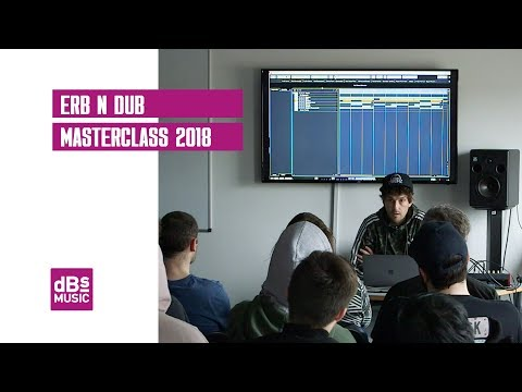 Erb N Dub Masterclass 2018 at dBs Music