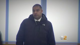 NYPD Officer Accused Of Lewd Acts