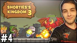 NAJGORSZE SKILLE? - Shortie's Kingdom 3 #4