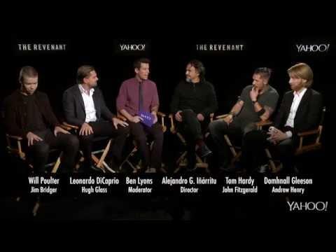 The Revenant Cast Interview