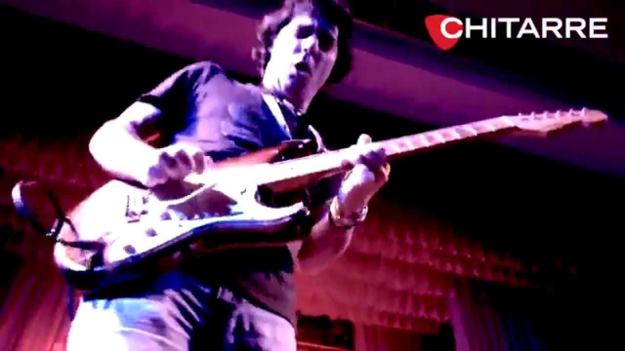 Elettrika day alex massari chitarre magazine youtube for Chitarre magazine
