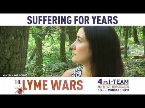 'The Lyme Wars' -- Investigating a Public Health Crisis (Full documentary) - NBC 23-27/10-2017