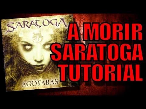 A morir - Saratoga Cover