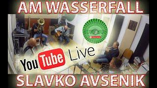 Am Wasserfall von Slavko Avsenik / KRAINER 6