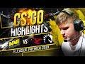 CSGO Highlights: NAVI vs mousesports, Liquid  @ ELEAGUE Premier 2018