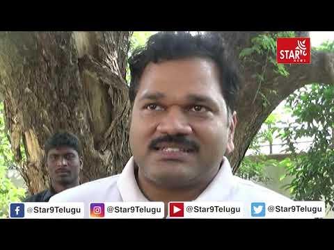 Collector Rajat Kumar Saini Accepted Green Challenge | MP Santosh Kumar | HarithaHaram || Star9 News