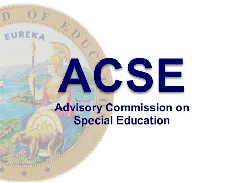 ACSE Meeting August 2, 2017