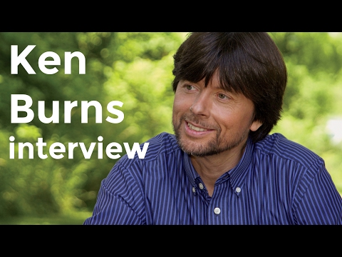 Ken Burns interview on Mark Twain (2002)