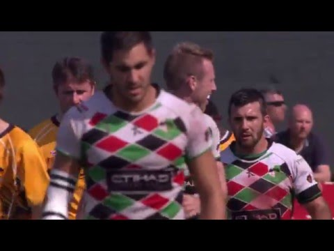 2015 Emirates Airline Dubai Rugby Sevens - Gulf Men's League Final