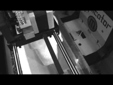 How To Makerbot Your Own 3d Crystal Skull | 3d Printing a Crystal Skull