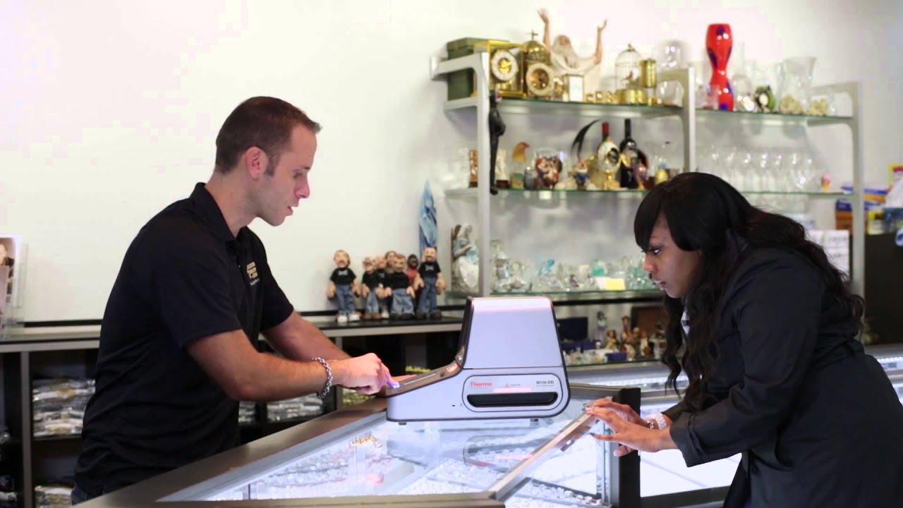 Thermo Scientific Portable XRF Analyzers Customer Testimonial - AJL