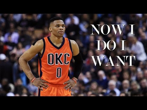 "Thumbnail: Russell Westbrook 2017 Motivational Mix ""NOW I DO WHAT I WANT"" ft. Lil Uzi Vert"