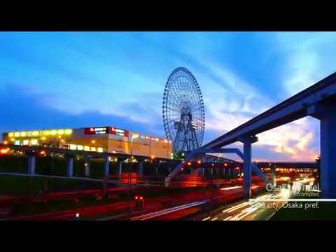 【Time-Lapse | Japan】 Facing Summer Osaka 2016