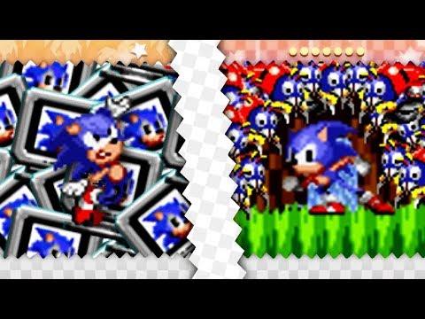 Sonic Hacks ✪ Sonic Multi