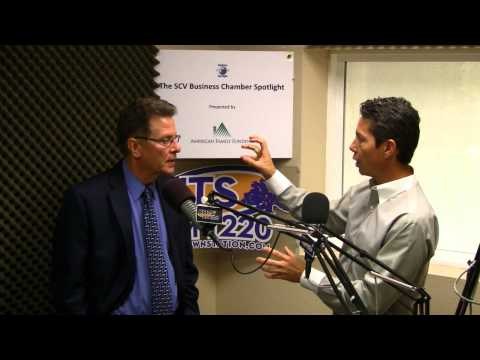 SCV Chamber With Marc Aronson of Business Builders - May 26, 2015