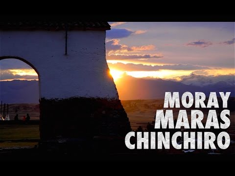 EP4 Peru Travel Guide - Moray, Maras and Chinchiro - South America