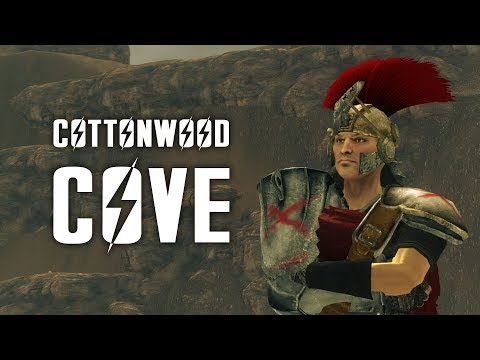 The Legion at Cottonwood Cove - Fallout New Vegas Lore