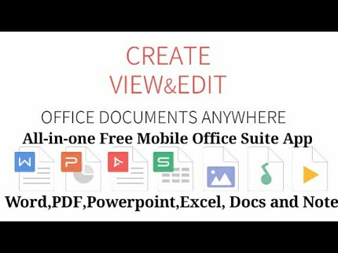 best free office app for android 2017